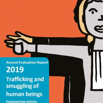 2019 Annual report trafficking and smuggling of human beings