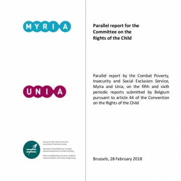 Parallel report for the Committee on the Rights of the Child