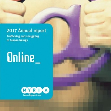 2017 Annual Report trafficking and smuggling of human beings: Online_
