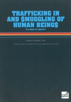 2009 Annual Report on human trafficking and smuggling