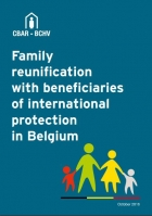 [Brochure] Family reunification with beneficiaries of international protection in Belgium