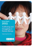 2015 Annual Report on trafficking and smuggling in human beings: Tightening the Links