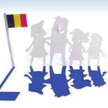 Family reunification for beneficiaries of international protection in Belgium (Pashto version)